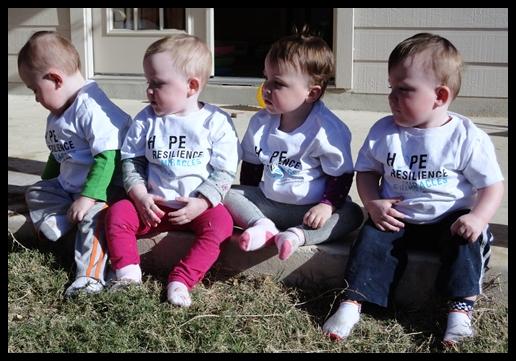 Quadruplet preemies