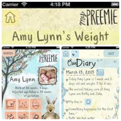 MyPreemie App for Parents