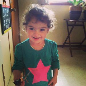 Preemie toddler decanulated