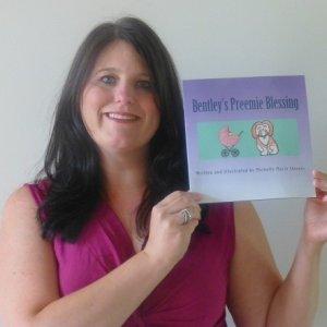 Michelle, Preemie Parent Mentor for Preemie Advocacy