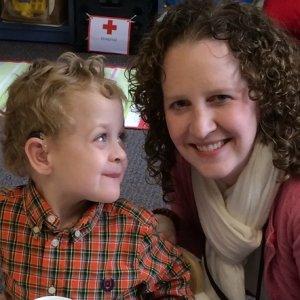 Laura, Preemie Parent Mentor for NEC