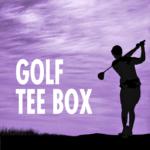 Golf Tee Box Sponsor