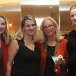 Connie Karcher, Heather McKinnis, Xena Ugrinski & Meegan Snyder